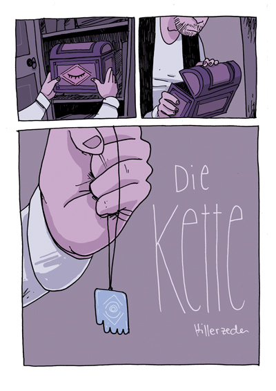 """""""Die Kette"""" - Seite07"""