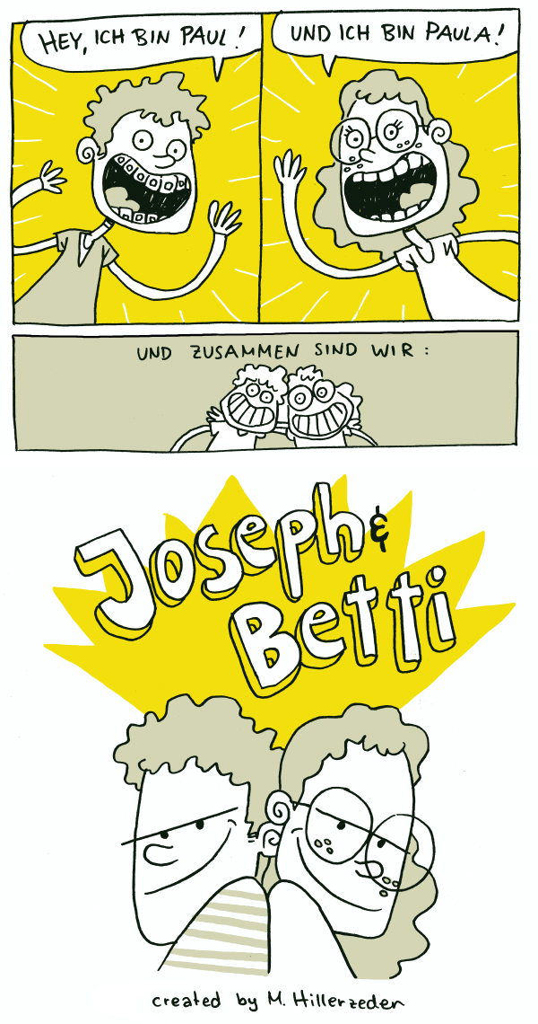 Joseph&Betti