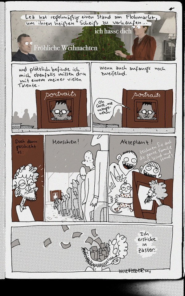 Blogcomic_Flohmarkt