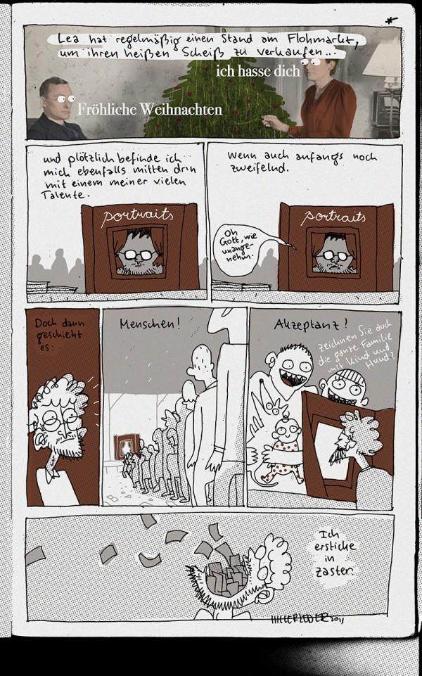 Blogcomic_Flohmarkt